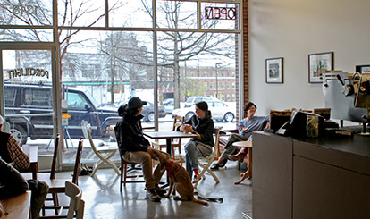 Seattle's Best Coffee Bars