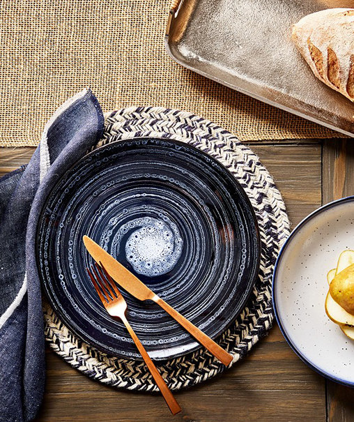 The Gorgeous Dinnerware by Your Favorite Denim Brand Is on Sale