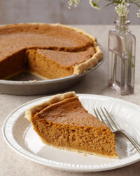 Thanksgiving Pumpkin Pie Recipes