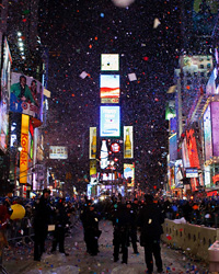 Best Places to Celebrate the New Year