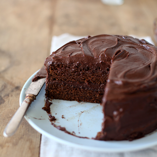 Food And Wine Chocolate Layer Cake