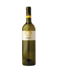 2010 Estate Argyros Atlantis White