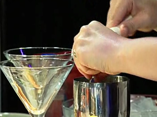 Featured Video: East-Meets-West Cocktail