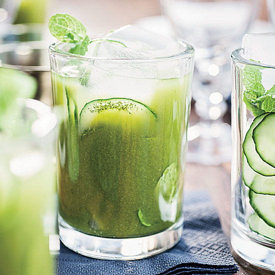 Put Down the Green Beer and Drink These 7 Green Drinks