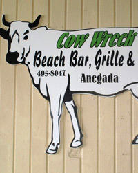 Cow Wreck Beach Bar and Grill