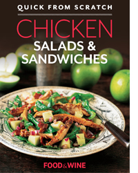 Quick From Scratch: Chicken Salads and Sandwiches