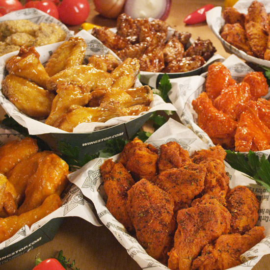 WingStop; Texas-based chain.