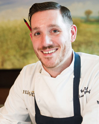 The People's Best New Pastry Chef: Brian Mercury