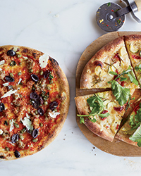 How to Make Neapolitan-Style Pizza