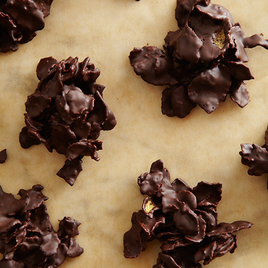 The Mission: DIY Chocolate Corn Flakes