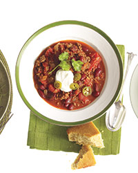 Chipotle Beef and Beer Chili Recipe
