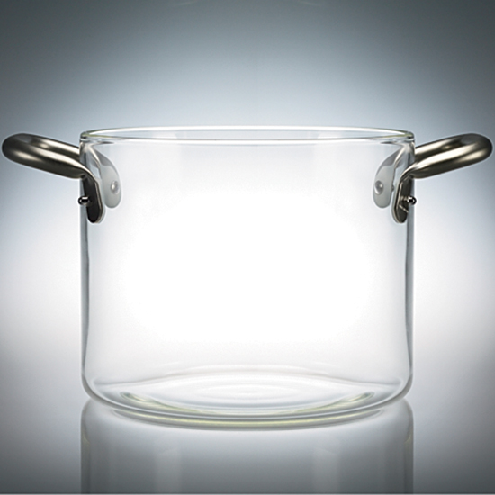 Glass Stockpot