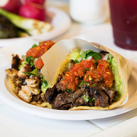 New York City: Los Tacos No. 1