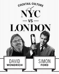 New York vs. London Bar Guide