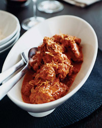 Sweet-and-Spicy  Chicken Curry