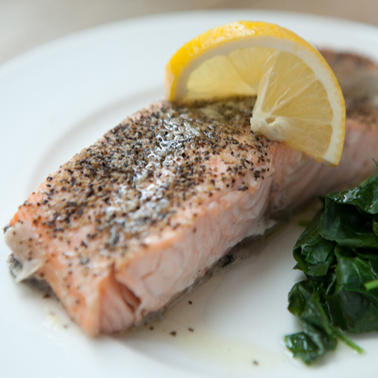 Healthy Fish Recipes<