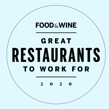 Great Restaurants to Work For tout