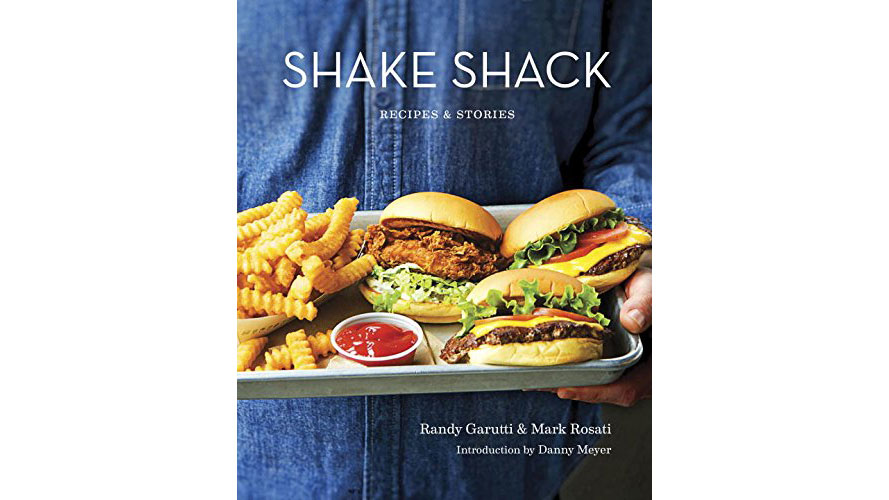 Skake Shack: Recipes and Stories