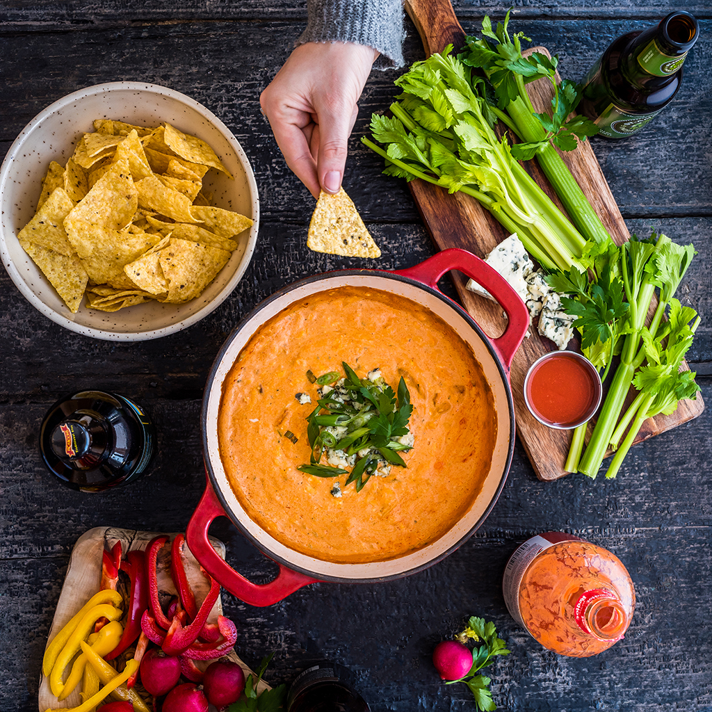 STACKED WING DIP FWX