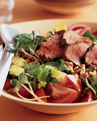 Beef Tenderloin Cobb Salad