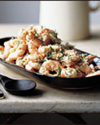 Shrimp Salad with Lime Zest