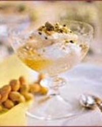 Almond Pudding