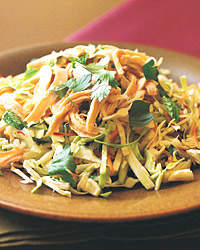 Vietnamese Cabbage-and-Chicken Salad