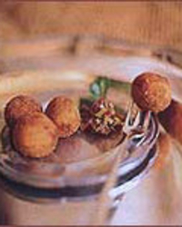 Turkey and Ham Croquettes