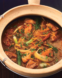 Clay Pot Ginger Chicken Recipe -Mai Pham | Food & Wine