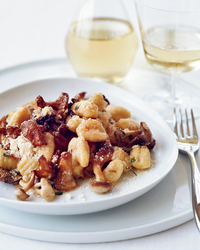 Gnocchi with Wild Mushrooms Recipe -Andrew Carmellini | Food & Wine