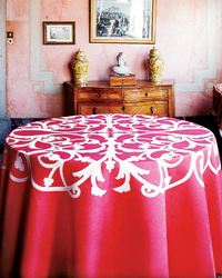 Chiarastella Cattana table linens