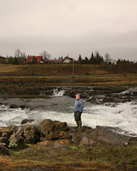 Orri Vigfússon of the North Atlantic Salmon Fund pays fishermen not to fish.