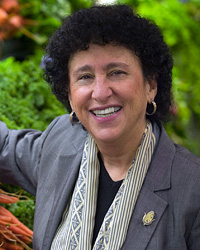 Food expert Marion Nestle