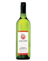 Alkoomi White Label Unwooded Chardonnay.