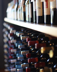 Lexington, KY's Wine+Market carries more than 100 natural wines. Photo courtesy of Wine+Market.