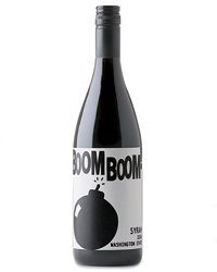 2008 Boom Boom! Syrah ($15). Photo courtesy of K Vintners.