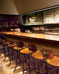 Bar Agricole. Photo © Lori Eanes and Thomas Winz.