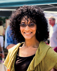 Carla Hall, Host of The Chew