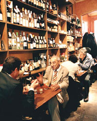 Les Papilles, a specialty food shop near the Luxembourg Gardens.