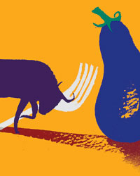 Why vegetarians are eating meat