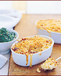 Macaroni and Three Cheeses Recipe -David Walzog | Food & Wine