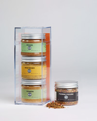 Lessons from Lior Lev Sercarz: Buying, Storing and Cooking with Spices
