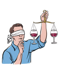 Why Blind Tasting is for Bores