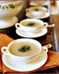 Silken Turnip and Potato Soup