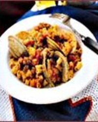 Tom's Spicy Macaroni with Clams and Sausage