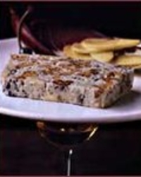 Roquefort-Walnut Terrine with Apple Salad