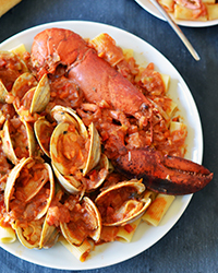 R Clams Healthy Clams and Lobster Ench...