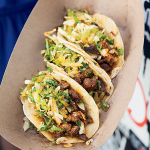 Food Truck Tacos in Los Angeles