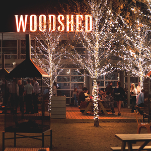 The Woodshed Smokehouse in Fort Worth, TX.