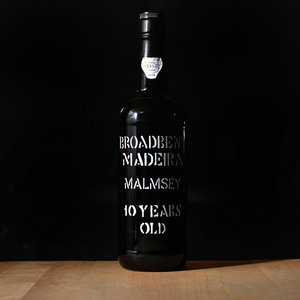 Broadbent 10 Years Old Malmsey Madeira